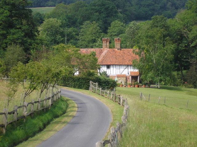Bassett's Mill, Kent