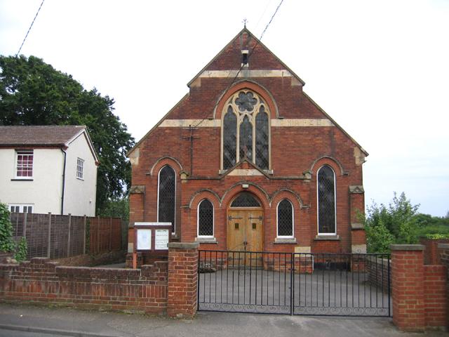 Methodist Church, Upper Gravenhurst, Beds