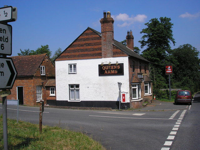 The Queens Arms, Cowden Pound, Kent
