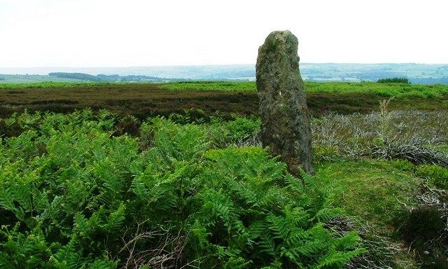 Standing Stone, Murk Mire Moor