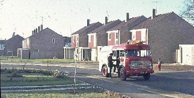 Partridge Green - St.Michaels Way - Fire!
