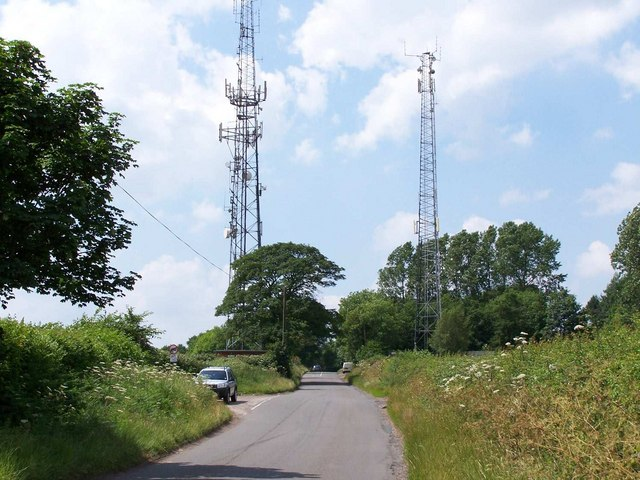 Telephone Masts