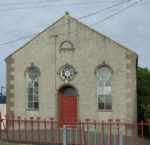 Bethania Chapel in Rhosybol