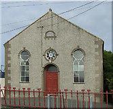 SH4288 : Bethania Chapel in Rhosybol by Nigel Williams
