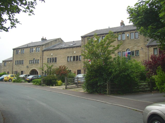 New houses off Hepton Drive, Heptonstall