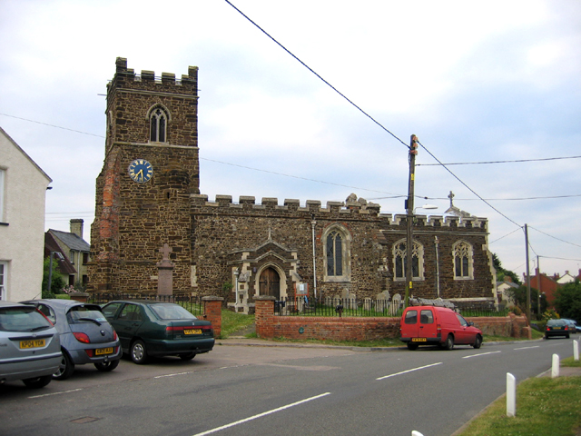 Upper Gravenhurst Church, Beds