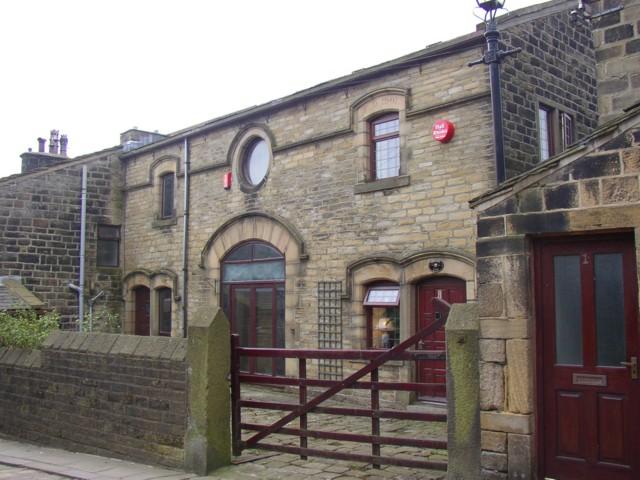 Pogley Barn, Heptonstall