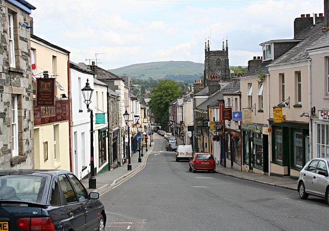 West Street, Tavistock