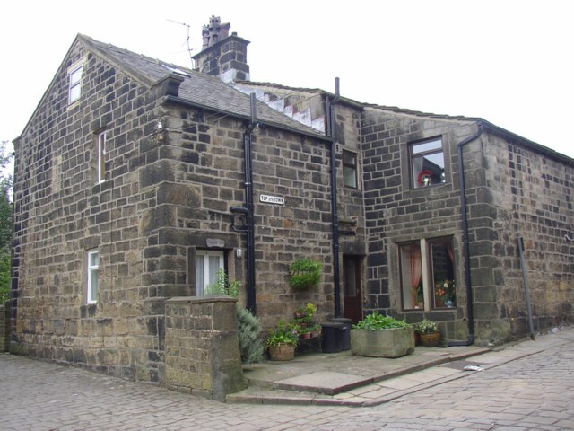 Top oth Town, Heptonstall