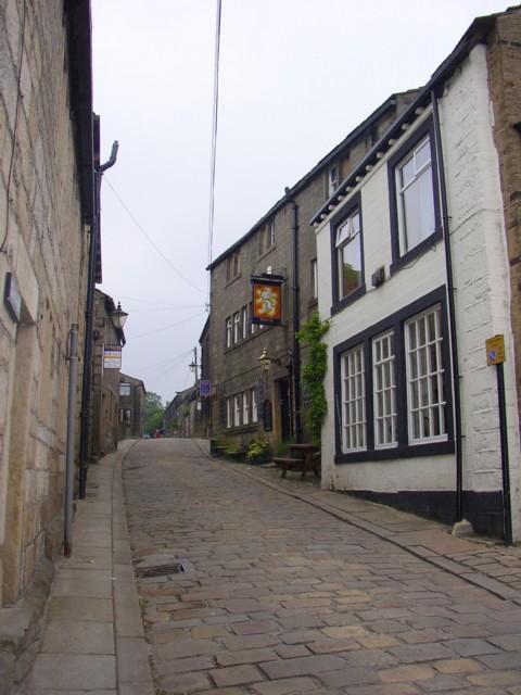 The White Lion Inn, Towngate, Heptonstall