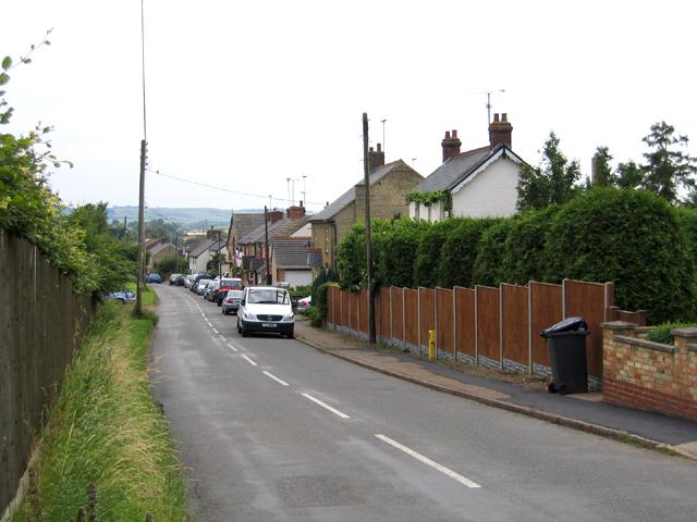 Bury Road, Bury End, Shillington, Beds