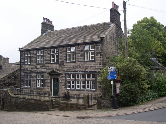 Longfield House, Heptonstall