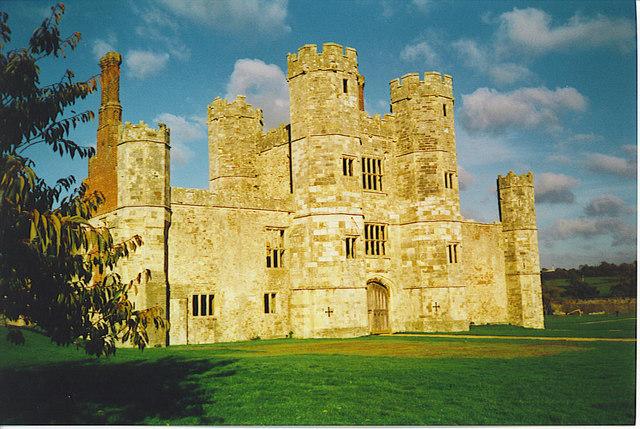 Titchfield Abbey.