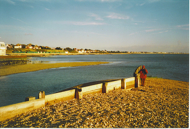 The Mouth of the River Meon.