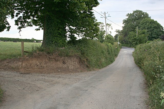 Lamerton Back Road