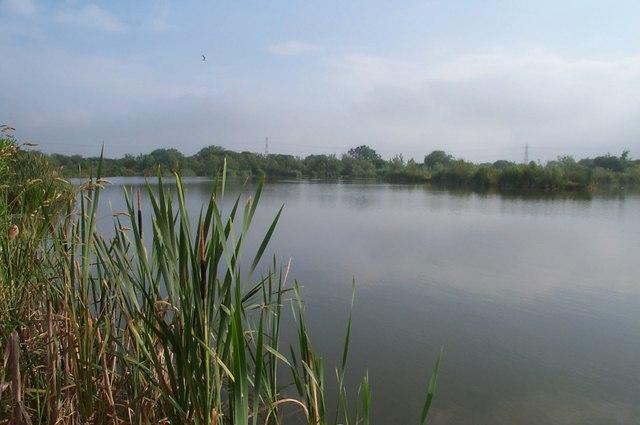 Wildmarsh Fishing Lake, Chilton Trinity