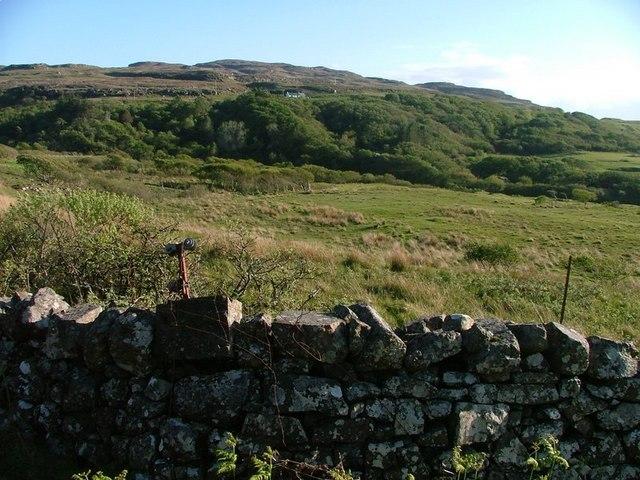 Wall, Near Ensay