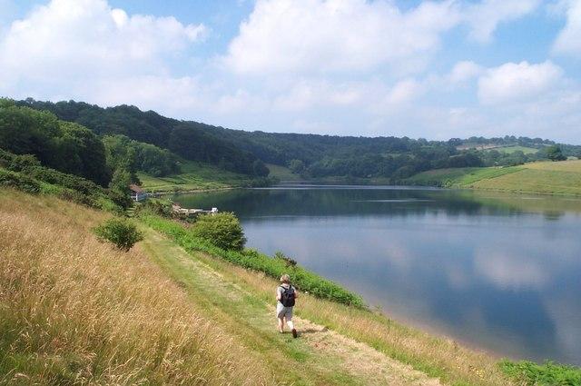 Clatworthy Reservoir