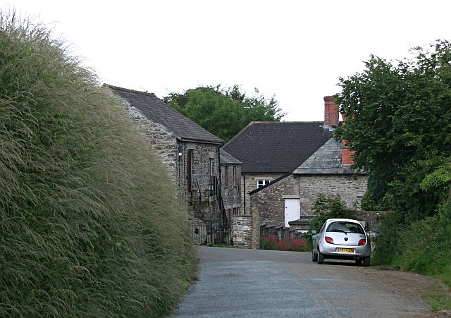 Court Barton, Lamerton