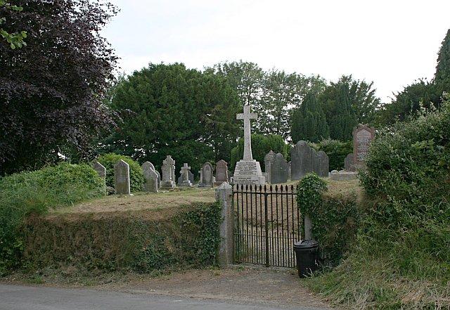 Lamerton Cemetery