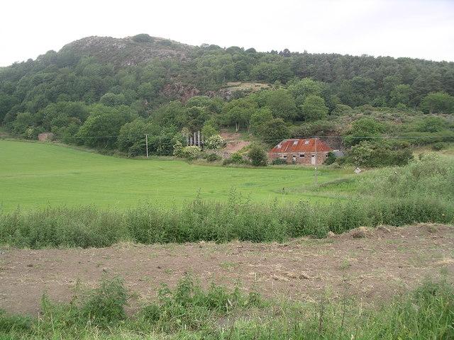 Glenduckie Hill