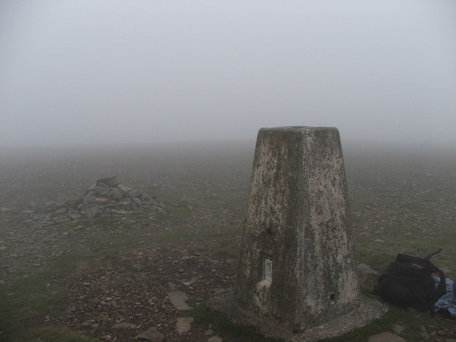 Summit of Corserine