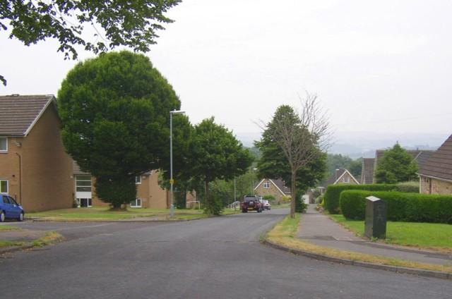 Netherwood Close, Netheroyd Hill, Fartown (Huddersfield)