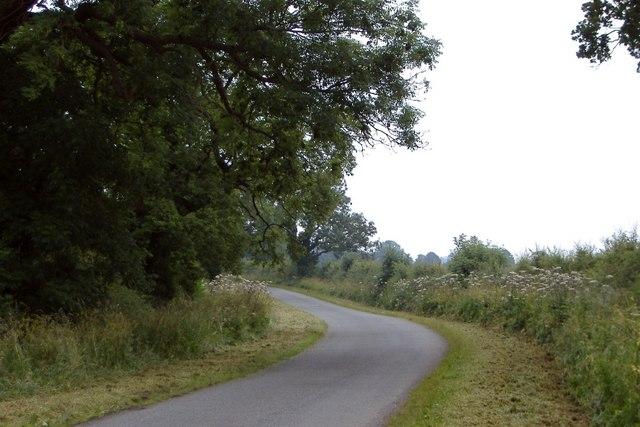 Winterford Lane, Rushton