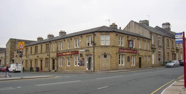 The Grove Public House, Merton Street, Huddersfield