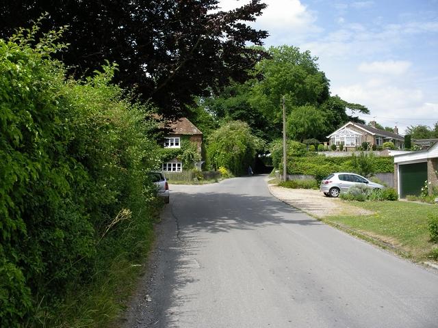 Livery Road, West Winterslow