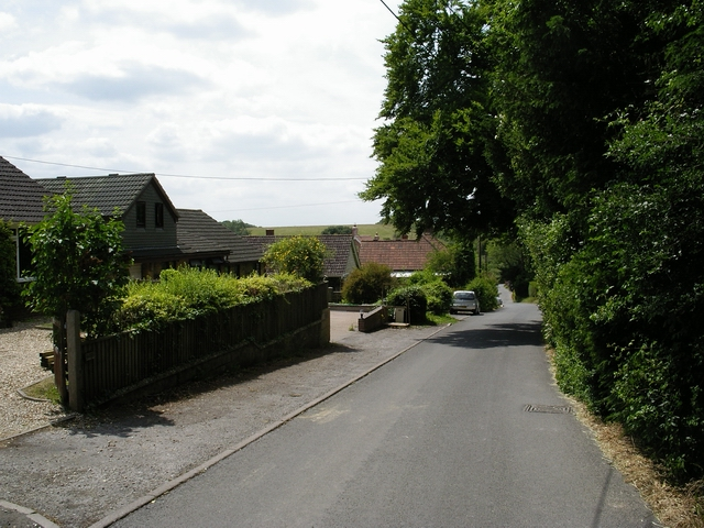 Weston Lane, West Winterslow