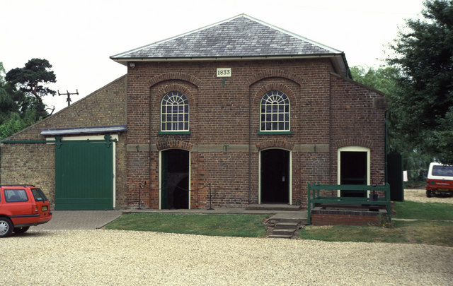 Pinchbeck Pumping station