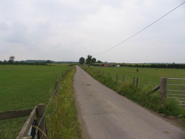 Burbage Common Road