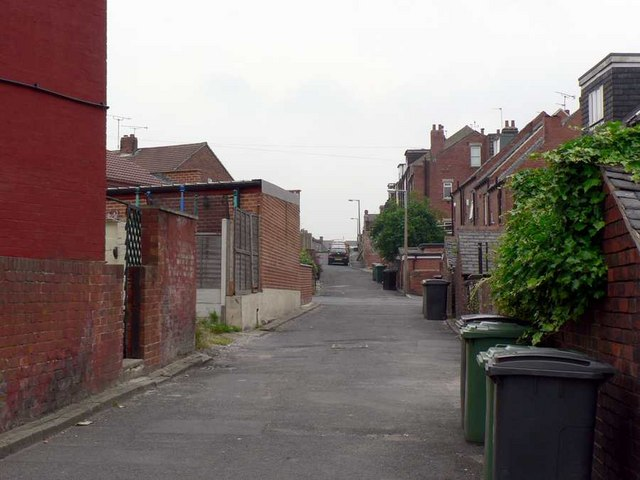 Ginnel, Low Lane, Horsforth