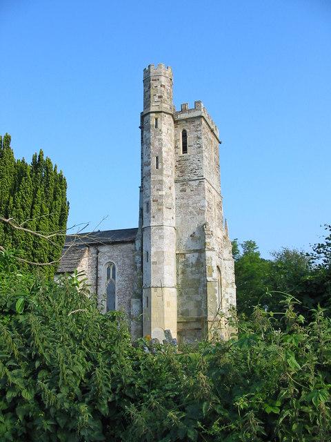 Harbridge Church Harbridge Hampshire