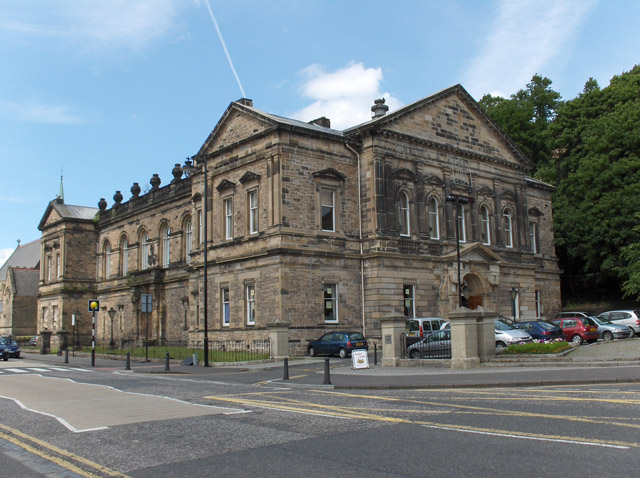 Albert Halls, Stirling
