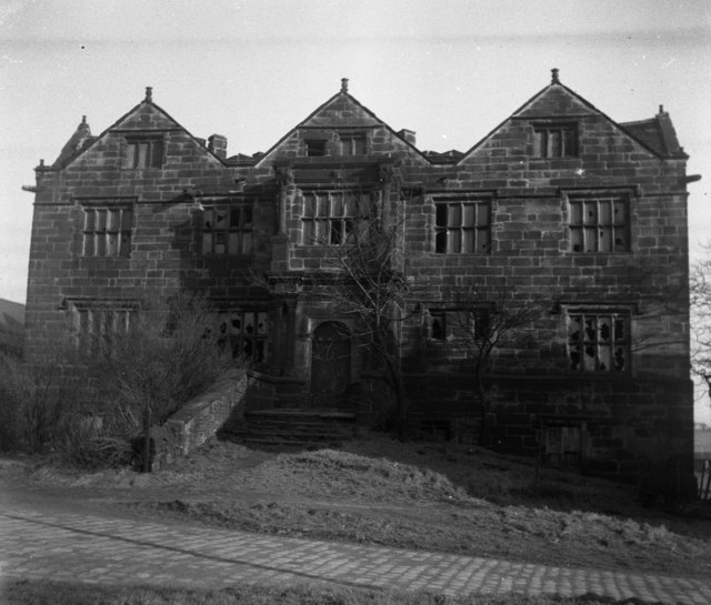 Clegg Hall, near Littleborough, Lancashire