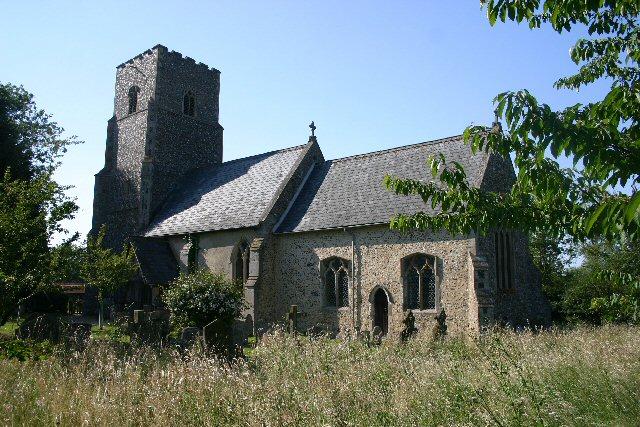Brockley Church