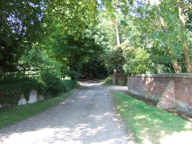Footpath, Kensworth Lynch