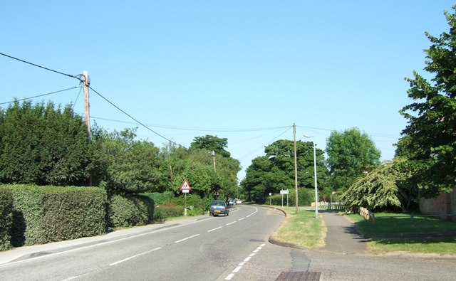 Kensworth High Street