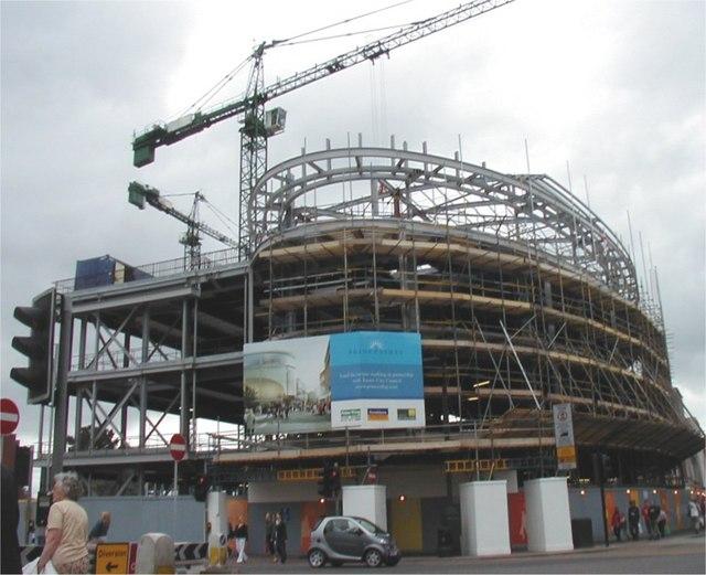 Rebuilding Exeter