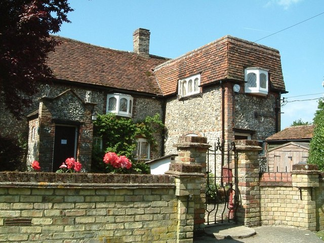 Unusual House at Honeywick