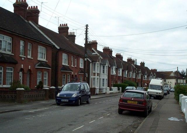 Victoria Road, Crawley