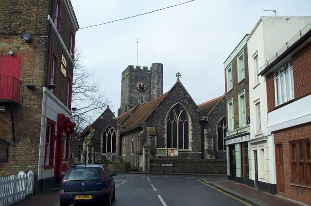 St Peters Church, Broadstairs