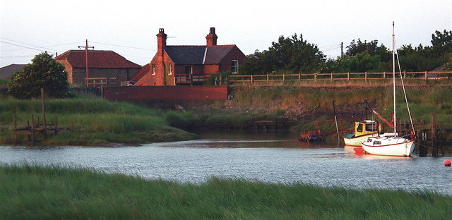 Stone Creek on the River Humber