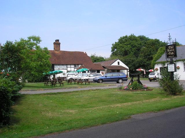 The Royal Oak, Wineham, Sussex