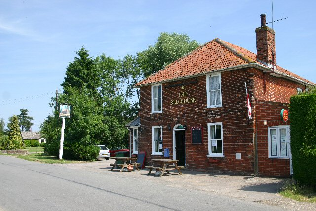 The Red House, Stanningfield