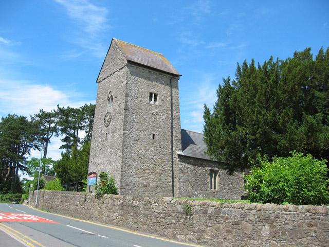 Lisvane Church
