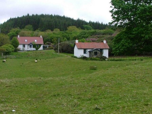Estate Cottages, Glengorm