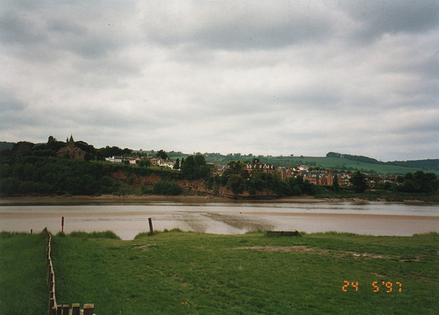 The Severn at Arlingham